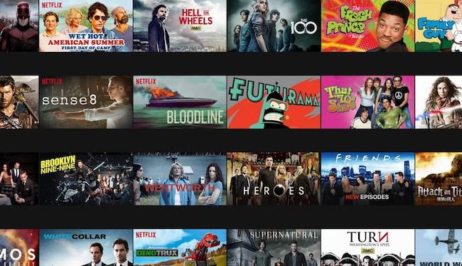 """10 series de Netflix más """"maratonianas"""" en todo el mundo"""