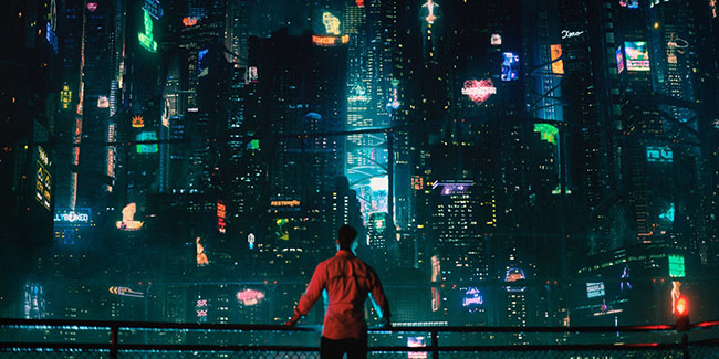 Altered Carbon: la serie cyberpunk por Netflix en el 2018