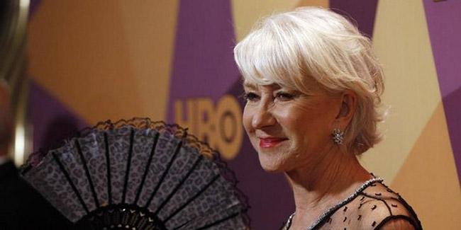 Helen Mirren será Catalina la Grande en una nueva serie HBO y SKY