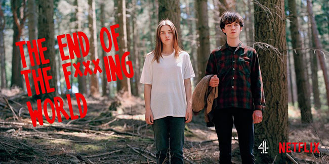 The End of the F***ing World llega a Netflix