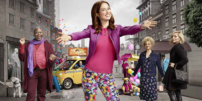 Unbreakable Kimmy Schmidt, Busy Phillips se suma a la temporada 4