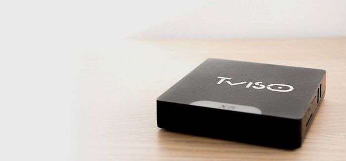 Conoce TViso, el dispositivo que te ayudará a ver Netflix, HBO y Prime Video en un solo lugar