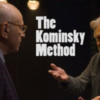 El método Kominsky, la serie con Michael Douglas y Alan Arkin
