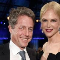 Nicole Kidman y Hugh Grant juntos en la miniserie HBO, The Undoing