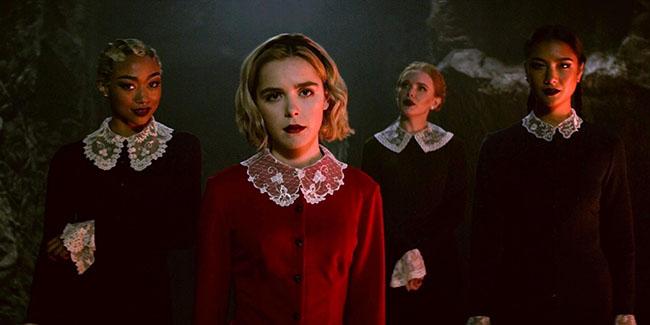 Las escalofriantes aventuras de Sabrina, llega el teaser de la temporada 2 mientras esperamos el especial de Navidad