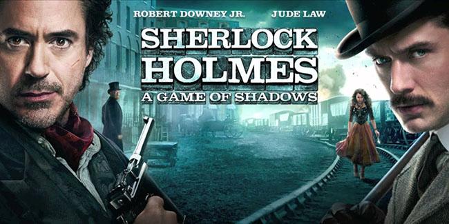 HBO España, llega Sherlock Holmes: Juego de Sombras
