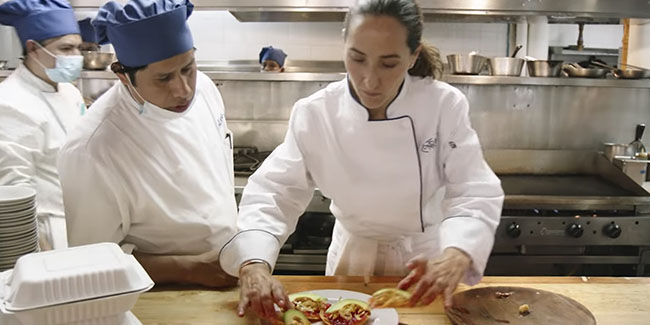 Una historia de dos cocinas, cuando el cerebro y el corazón se unen