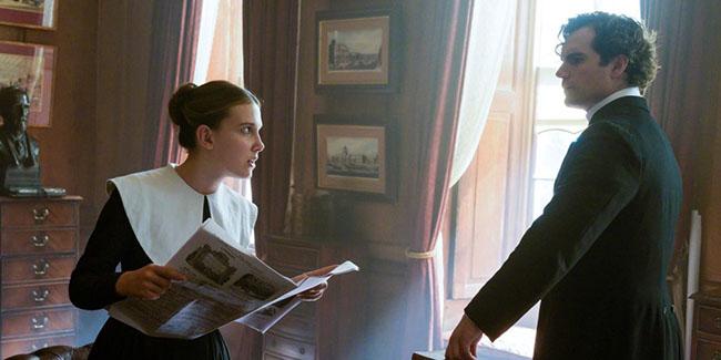 Enola Holmes, el tráiler del filme de Netflix con Millie Bobby Brown