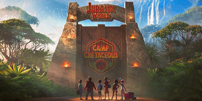 Jurassic World: Campamento Cretácico, la serie de Netflix