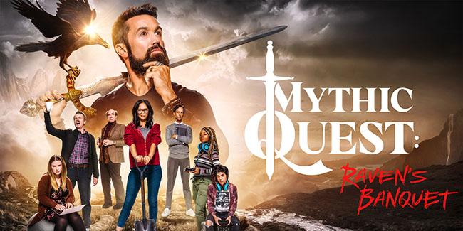Mythic Quest: banquete de cuervos, el posible título de la segunda temporada