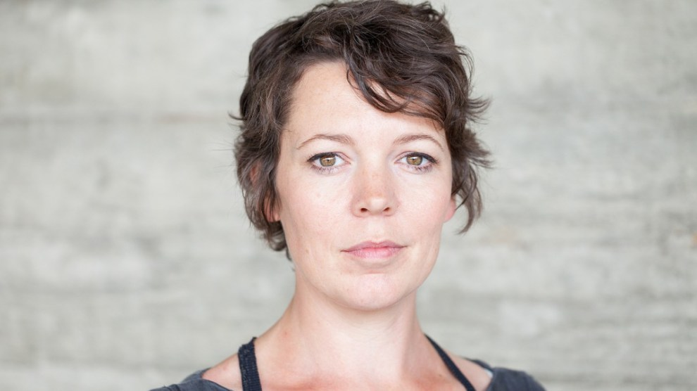 Olivia Coldman