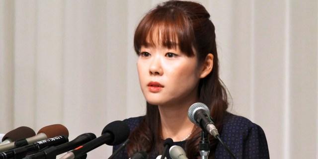 Riken Research Institute Research Unit Leader Haruko Obokata News Conference