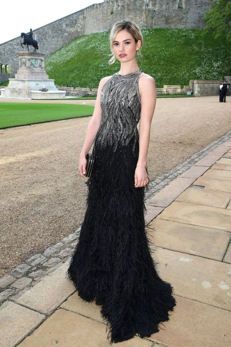 Lily James (10)