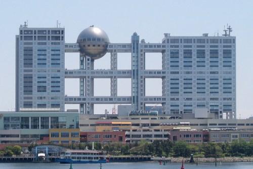 Fuji_TV_Odaiba