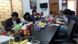 sekolah pemilu untuk jurnalis (4)