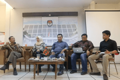diskusi media tgl 15-03-2019 media center kpu3
