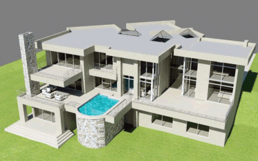 Simple Double Storey House Plans South Africa | Unixpaint