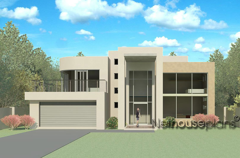 4 Bedroom House Plan South Africa House Design
