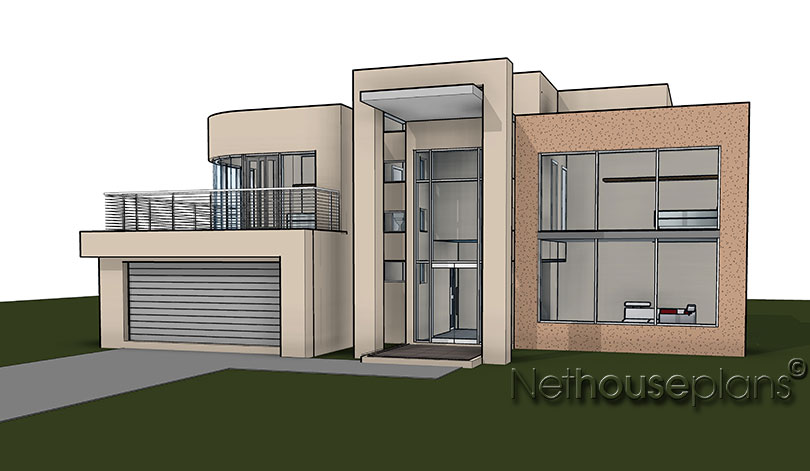 HOUSE DESIGNS SOUTH AFRICA | 4 Bedroom House Plan | M434DNethouseplans