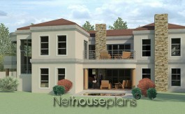 house plans south africa 3 bedroom house plans 3d house plans double story House and home private property architects best house designs 3d house plans modern architecture architektura home design ideas beautiful house plan T382DM with double garages atrium and a big patio, Nethouseplans - South Africa