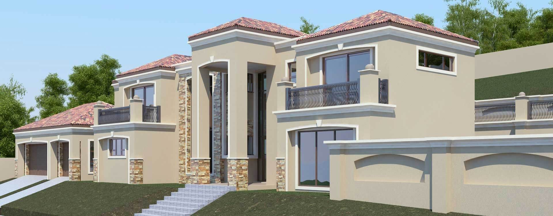 modern 5 bedroom house plans south africa house designs in south africa south - Modern African House Plans