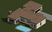 house designs in South Africa, house plans south africa, 3 bedroom house plans, single storey house plan