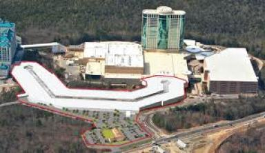Foxwoods Resort with the Tanger Mall