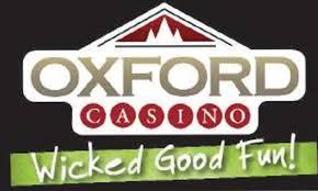 Oxford Casino Logo & Saying