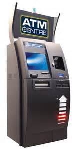 Casino Redemtion / ATM machine