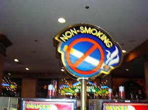 Casino Etiquette for Smokers & Non-Smokers