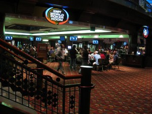 Largest Poker Room in New England at Foxwoods