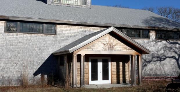 Wampanoag Community Center and Future Bingo Hall not allowed.