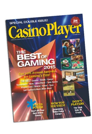 Casino Player Best of Gaming Awards - New England Casinos.
