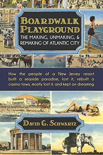 """""""Boardwalk Playground,"""" by Dr. David Schwartz"""