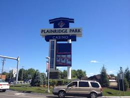 Plainnridge Park Casino & Raceway Entrance Entrance