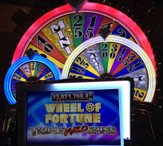 This three wheel video slot is popular in casinos at this time.
