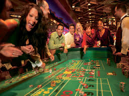 Fun at the Craps Table