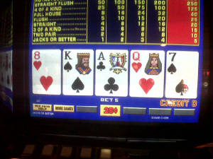 Your Video Poker Bankroll