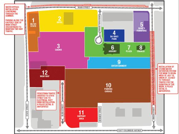 MGM Floor Plan