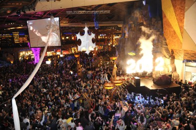 New England Casino Events for New Year's Eve