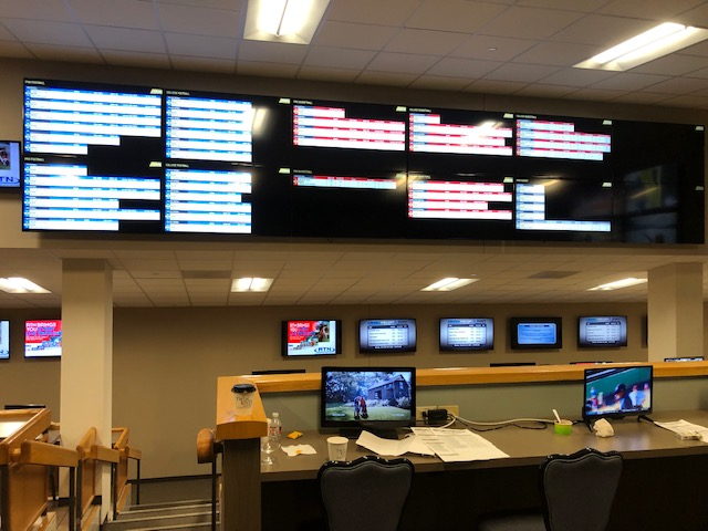 Sports Betting Arrives in New England