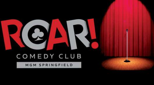Comedy Clubs at New England's Casinos