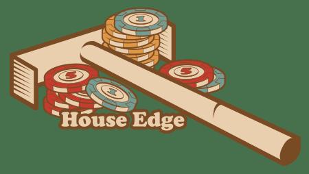 House edge. Embrace the math, not the myth