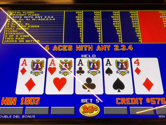 Video Poker Mistakes and Myths