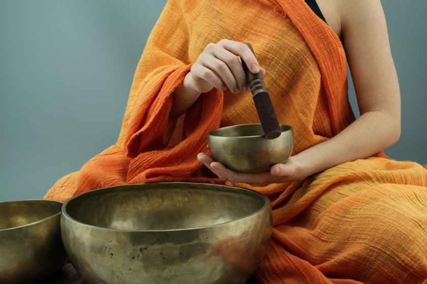 deep meditation relaxation
