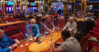 Mohegans Open Poker Room Ahead of the Rest.