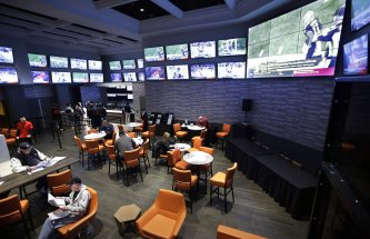 Legalized Sports Gambling in New England