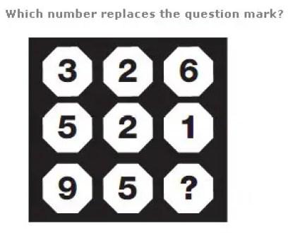 Facebook Logic puzzle