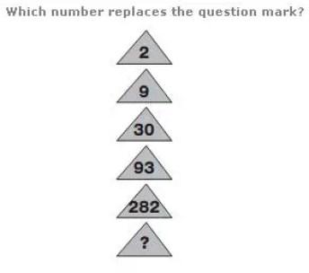 Facebook Puzzle Number tree puzzle