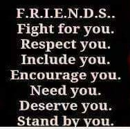 Meaning of F.R.I.E.N.D.S.